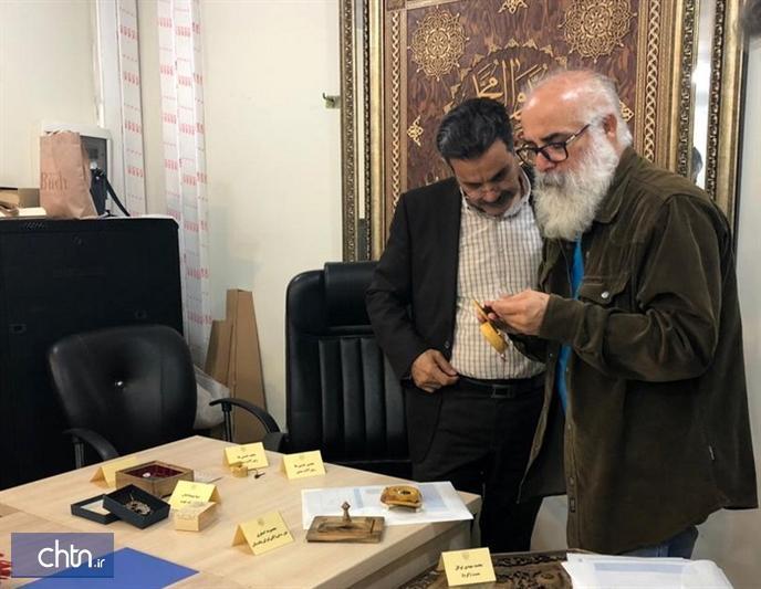 اعطای 7 نشان ملی مرغوبیت به آثار هنرمندان صنایع دستی قزوین