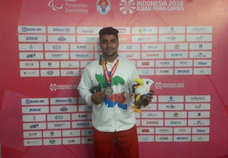 پارا دوومیدانی قهرمانی دنیا، پاپی نایب قهرمان شد و سهمیه پارالمپیک گرفت