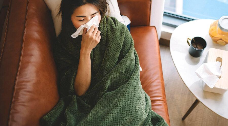 نکته بهداشتی: آنفلوآنزا در بارداری