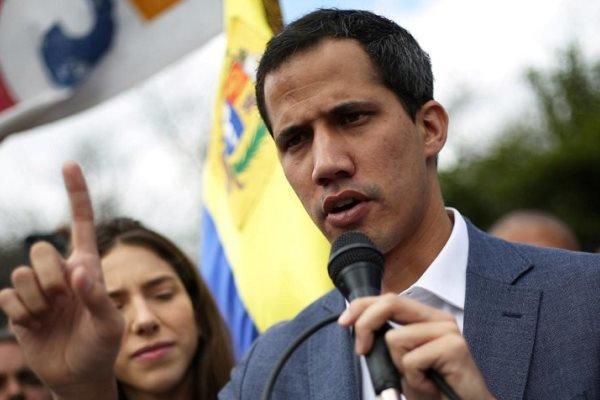 گوایدو: اروپا فشارها بر دولت مادورو را افزایش دهد!