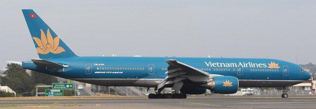 لغو پروازهای ویتنام به چین، تایوان و هنک گنک