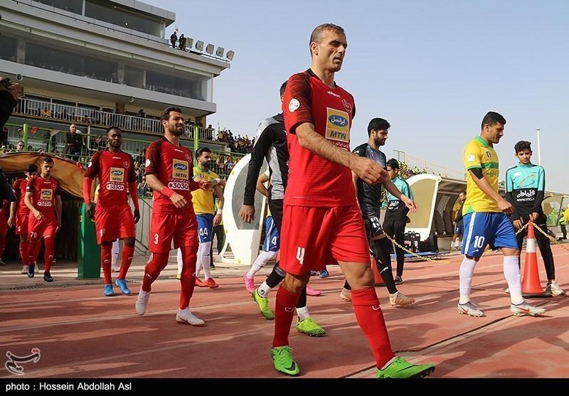 رونمایی از پیراهن پرسپولیس در دربی و لیگ قهرمانان آسیا