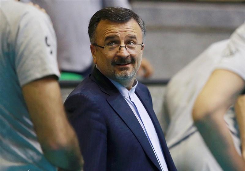 داورزنی نایب رئیس کنفدراسیون والیبال آسیا شد