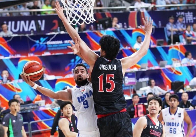 2 مسابقه از بسکتبال انتخابی آسیا کاپ به تعویق افتاد