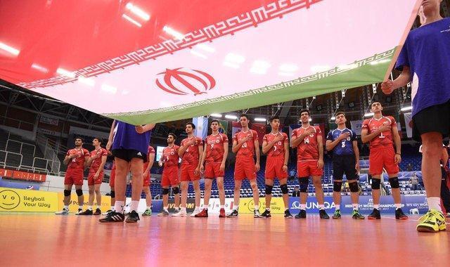 پیروزی امیدهای والیبال ایران برابر شاگردان لوزانو