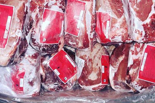 شروع توزیع گوشت منجمد معیشتی ، اختصاص 300 تن سهمیه توزیع گوشت به فارس