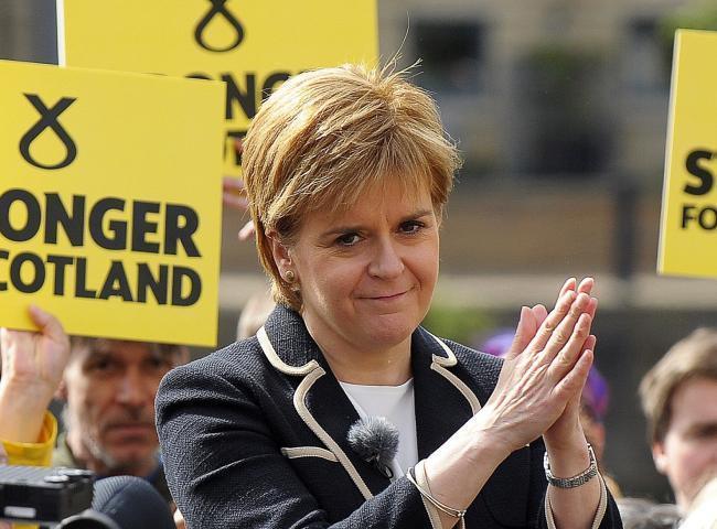 کوشش اسکاتلند برای برگزاری همه پرسی جدایی از انگلیس