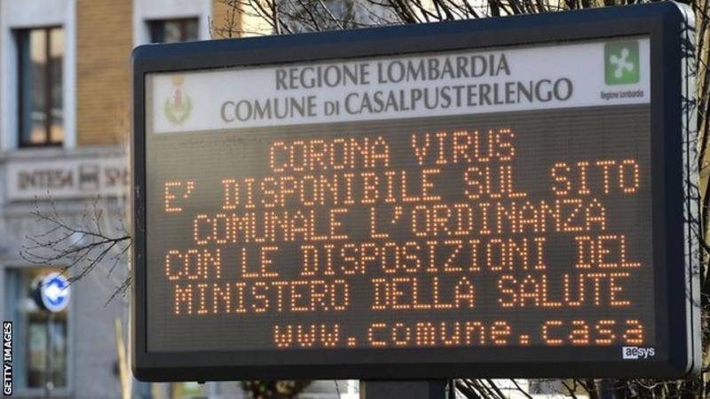 در ایتالیای ویروس زده چه می گذرد؟ (