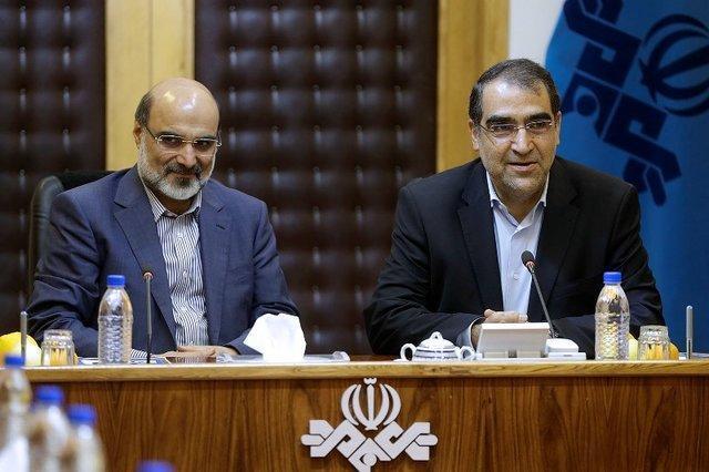 در نشست رییس صدا وسیما با وزیر بهداشت چه گذشت؟