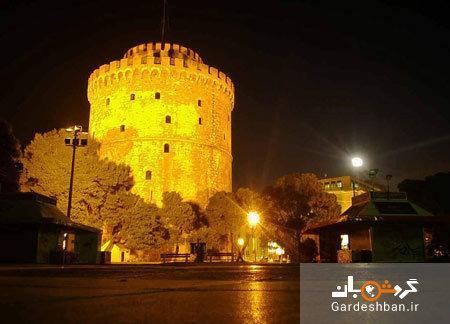 برج سفید تسالونیکی؛بنای تاریخی معروف مقدونیه، عکس