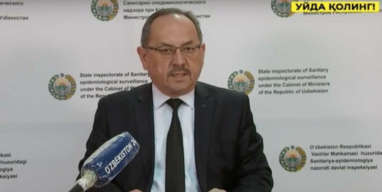 افزایش شمار مبتلایان به کرونا در ازبکستان به 796 نفر