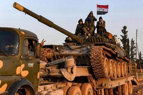 عملیات ارتش سوریه برای پاکسازی و مین روبی مناطق مختلف کشور