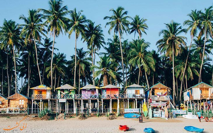 راهنمای سواحل گوا؛ کدام ساحل برای شما مناسب تر است؟