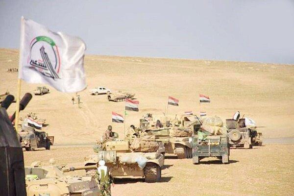 الحشد الشعبی عراق یورش داعش به جرف الصخر را ناکام گذاشت