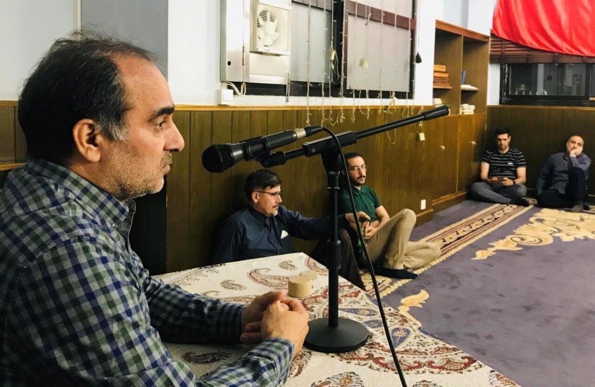 خبرنگاران مراسم سالگرد ارتحال امام خمینی(ره) در پکن برگزار گردید