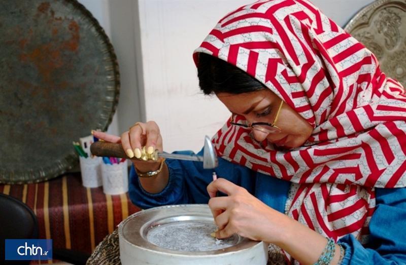 صادرات رسمی 592هزار دلاری صنایع دستی از کردستان