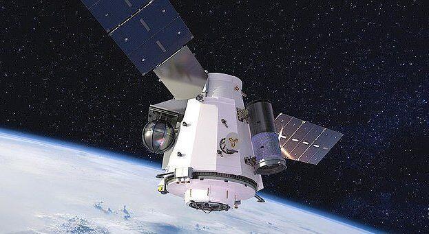 اولین ایستگاه نظامی آمریکا در فضا طراحی می شود