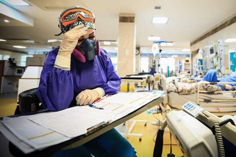 شناسایی 2444 بیمار جدید کووید19 ، فوت 153 نفر در شبانه روز گذشته