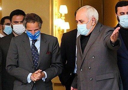 جزئیات دیدار ظریف با مدیرکل آژانس بین المللی انرژی اتمی ، ظریف: آژانس بی طرف و حرفه ای عمل کند
