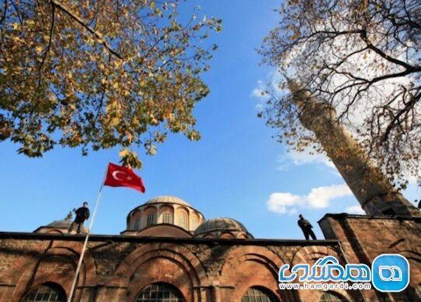 تغییر کاربری یک موزه دیگر به مسجد توسط ترکیه