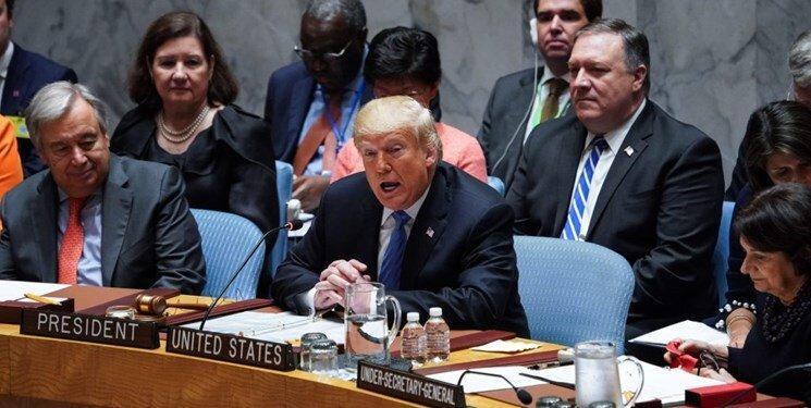منطق زور ترامپ بالاتر است یا حقوق بین الملل؟