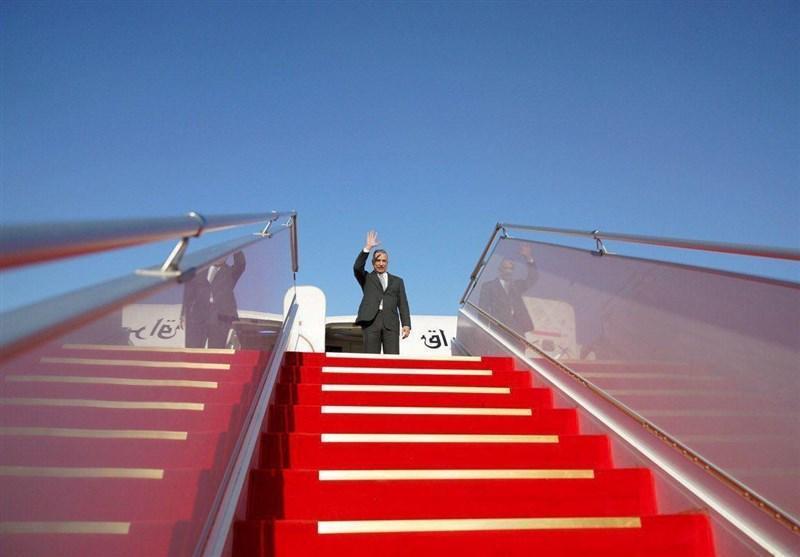 الکاظمی بغداد را به مقصد پاریس ترک کرد