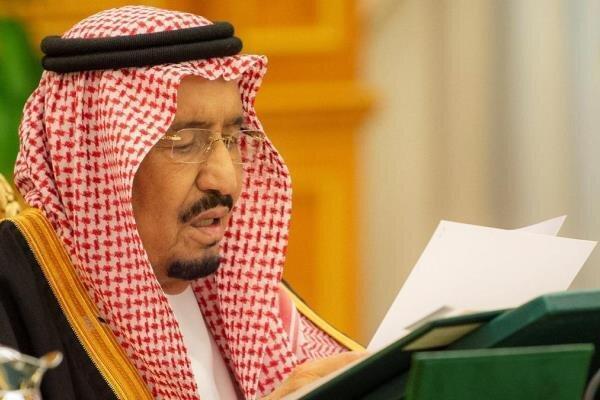 پادشاه سعودی شماری از مقامات وزارت دفاع را برکنار کرد