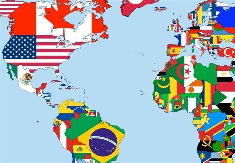 اینفوگرافیک ، بدهکارترین کشورهای دنیا کدامند؟