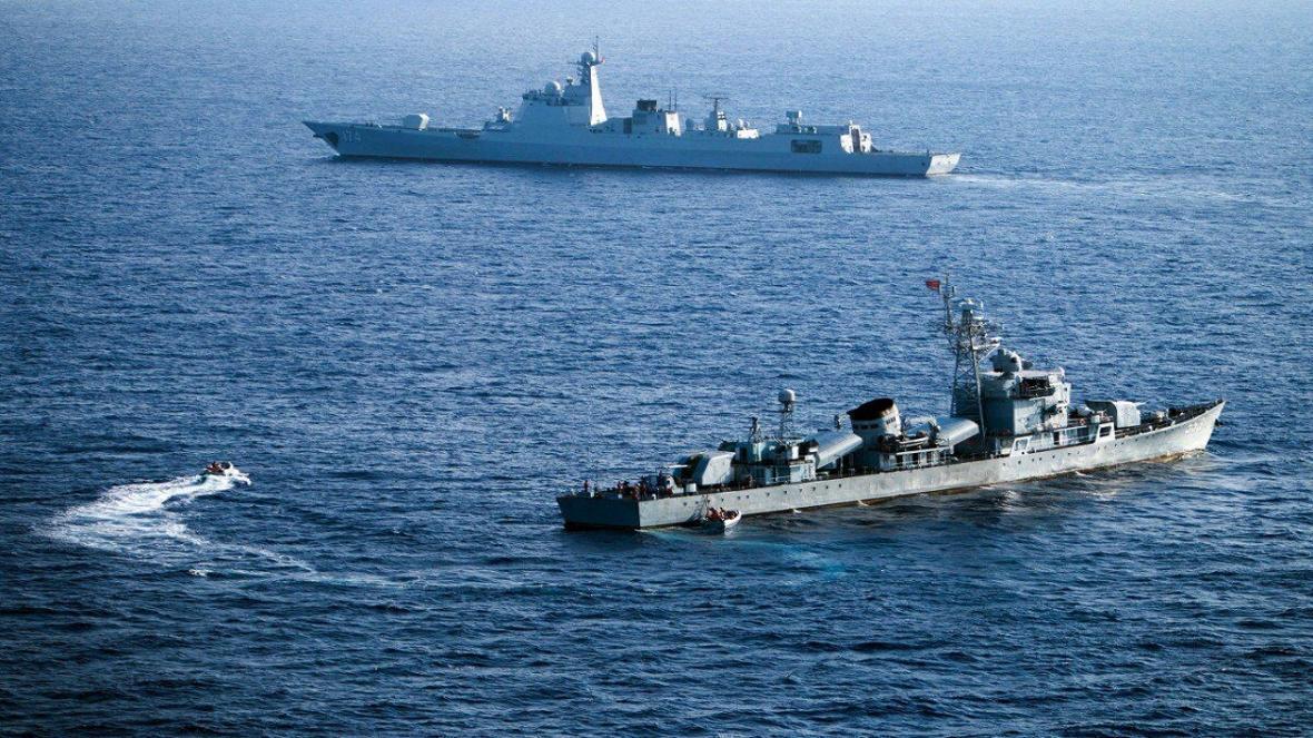 هشدار پکن به واشنگتن درباره اقدامات تحریک آمیز در دریای جنوبی چین