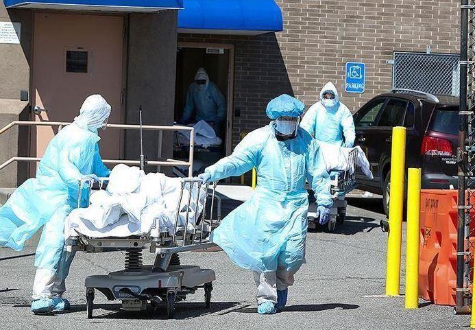تلفات کرونا در آمریکا به 225 هزار نفر رسید