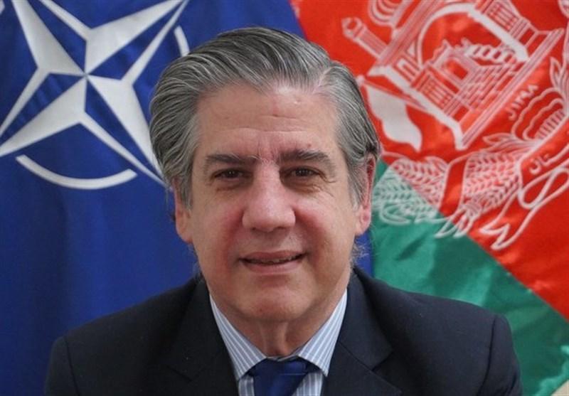 نماینده ناتو: از برقراری صلح در افغانستان حمایت می کنیم