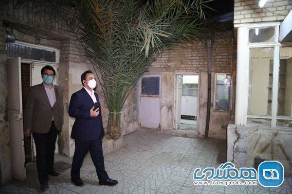 تبدیل خانه هوشنگ مرادی کرمانی به قصه خانه