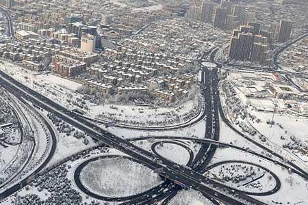 بارش برف و باران از 6 آذر در اغلب شهرهای ایران