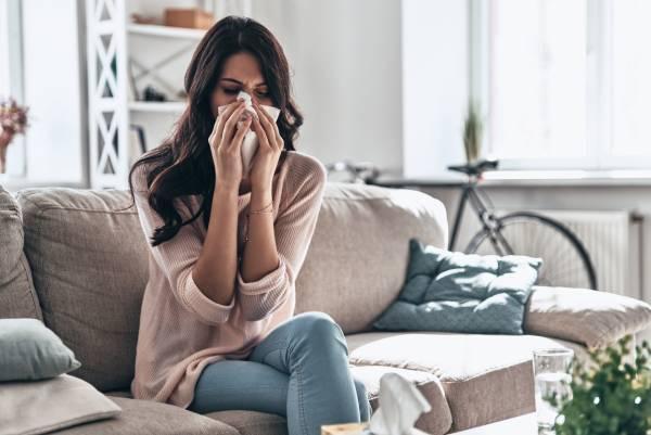 چرا شیوع آنفولانزا در پاییز و زمستان بیشتر است؟