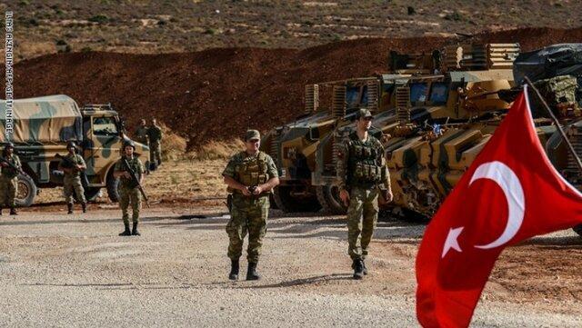 حمله به پایگاه نظامی ترکیه در ادلب