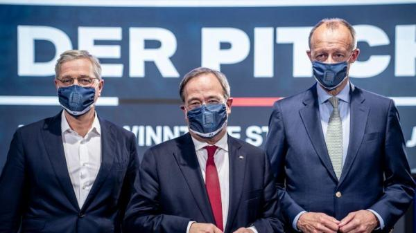 رقابت نامزدهای جانشینی مرکل برای ریاست حزب حاکم آلمان