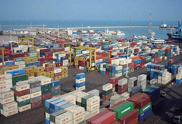 حجم صادرات ایران به کشورهای همسایه در هشت ماه 99
