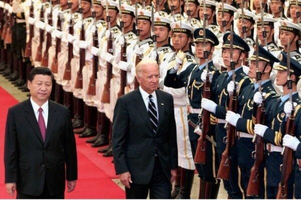 بایدن: برای مقابله با چین باید ائتلاف کنیم!