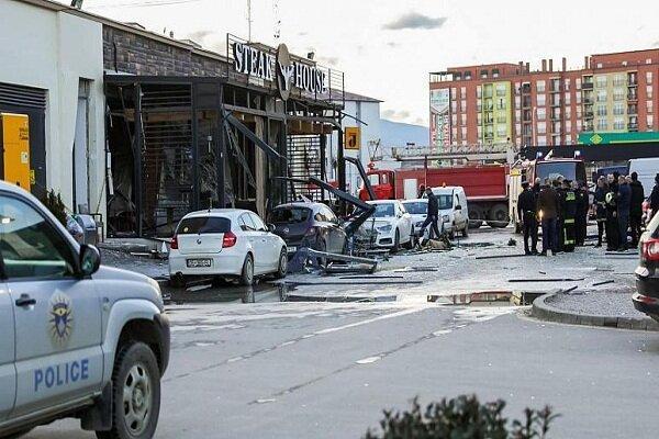 انفجار در رستورانی در کوزوو، 42 نفر زخمی شدند