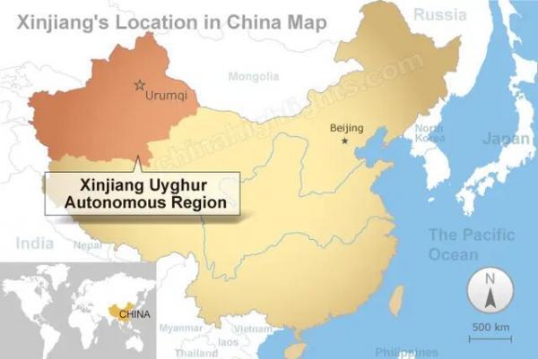 آمریکا، چین را متهم به نسل کشی علیه اویغورها متهم کرد