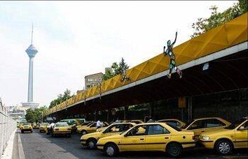 پایانه های حمل و نقل عمومی منطقه 2 تهران ساماندهی شد
