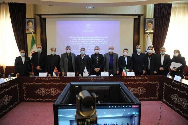 تاکید رئیس فدراسیون شنای ایران بر همکاری های دو طرفه با صربستان