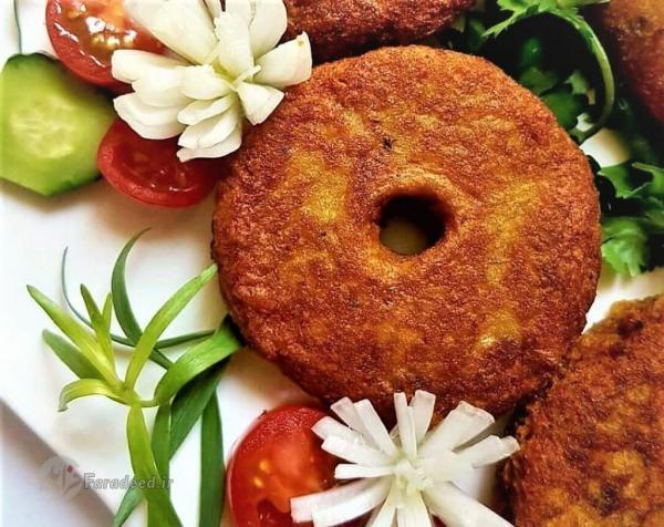 معرفی 10 غذای ساده نونی