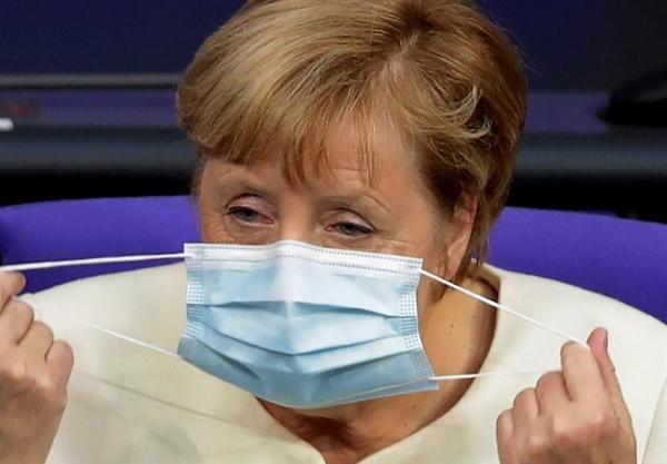 کرونا در آلمان، مرکل: کووید-19 فاجعه قرن است، تهدید همسایگان به بستن مرزها