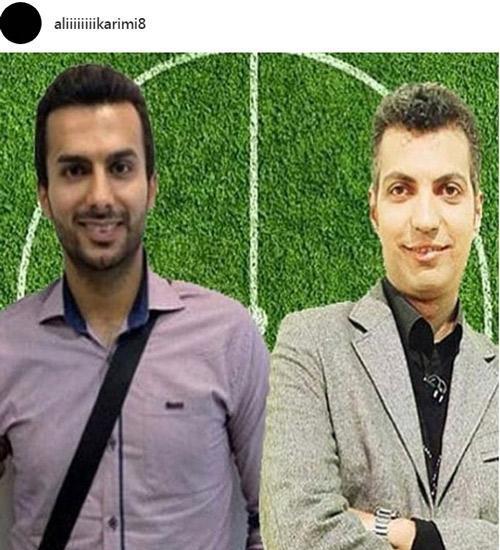 حمله تند علی کریمی به عادل فردوسی پور