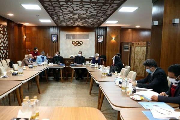 اعضای هیئت رئیسه شبکه ورزش شهرداری های کشور منصوب شدند