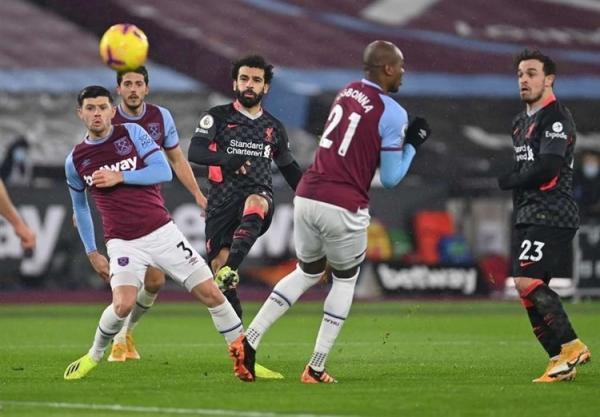 (ویدیو) خلاصه بازی وستهام 1 - 3 لیورپول؛ جادویی مثل محمد صلاح!