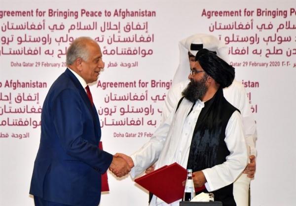 طالبان: نقض توافقنامه قطر آغازگر جنگ جدید خواهد بود