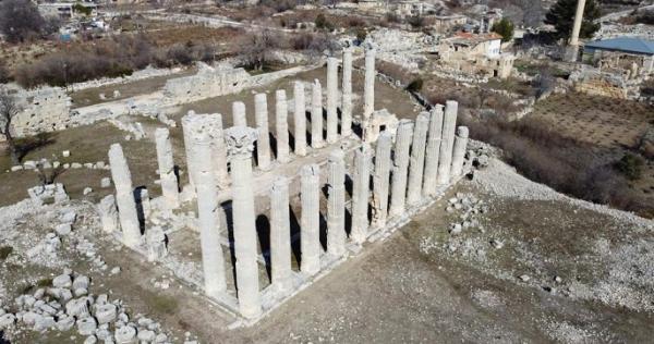 شهر 2 هزار و 300 ساله ترکیه احیا می شود