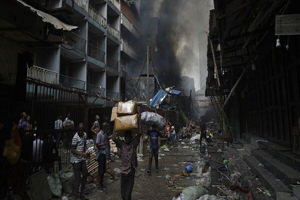 36 کشته و دهها زخمی در نیجریه،مهاجمان خانه ها را سوزاندند